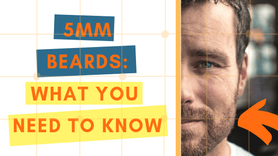 5mm beard guide