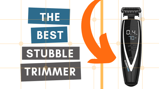 ConairMAN Super Stubble – The Best Stubble Trimmer Of 2019