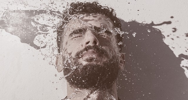 should you comb your beard wet or dry? Here's the answer