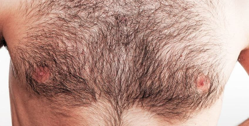 everything you need to know about trimming chest hair with beard trimmers
