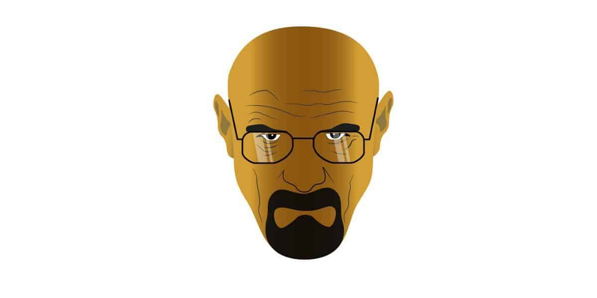 The Walter White Goatee