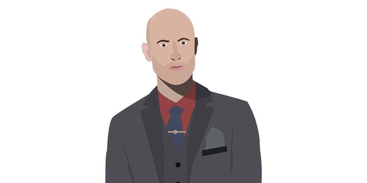 A Complete Guide To Bald Men In Suits