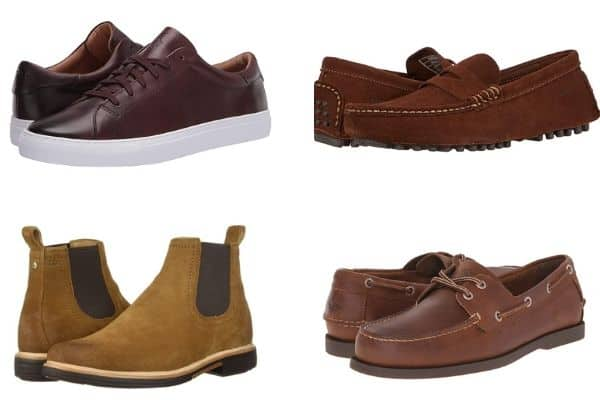 Zappos casual brown shoes