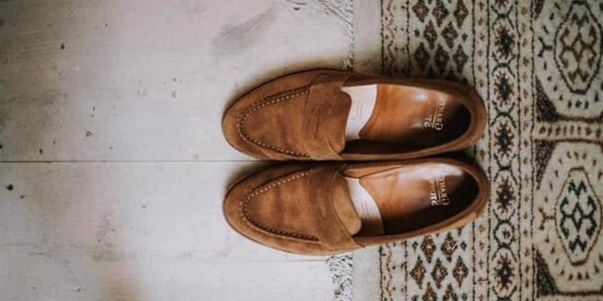 Wearing Loafers To Weddings: A Man's Guide