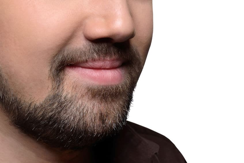 extended goatee