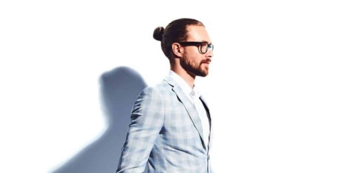 Man Buns And Glasses