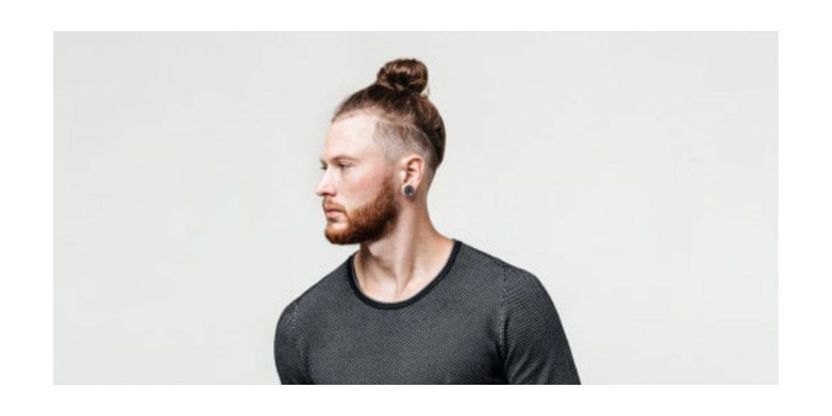 5 Man Bun Undercut Fade Styles To Inspire You [2020]