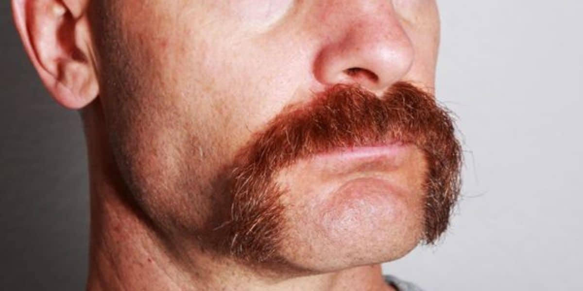 Should You Comb Your Mustache Down Or To The Side?