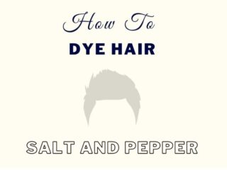 How To Get Salt And Pepper Hair