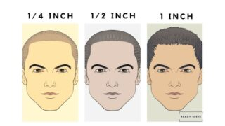Buzz Cut Lengths