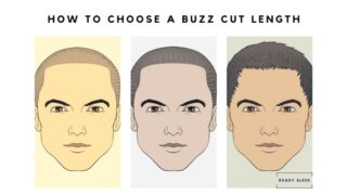 How To Choose The Best Buzz Cut Length