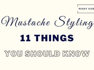 Mustache Styling: 11 Random Things You Should Know