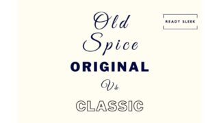 Old Spice Original Vs Classic
